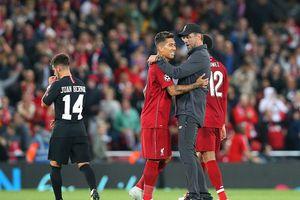Liverpool thắng nghẹt thở trước PSG trên sân nhà