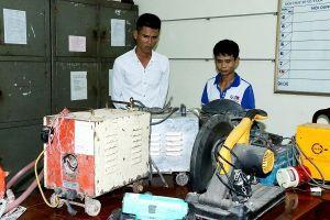 Hà Tĩnh: Hai gã 'đạo chích' sau mãn hạn tù vẫn gây ra hàng chục vụ trộm cắp tài sản