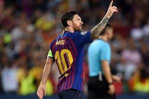 Vượt Ronaldo, Messi trở thành cầu thủ ghi nhiều hat-trick nhất tại Champions League