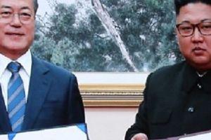 Thỏa thuận 'hòa bình' đầu tiên giữa Kim Jong-un và Tổng thống HQ