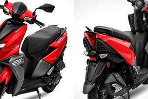 Xe ga đẹp như Honda Lead giá 18,8 triệu đồng, ra màu đỏ sang chảnh