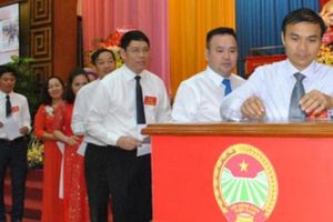 Đại hội Hội ND tỉnh Hà Giang: Hoạt động hội phải vì nông dân