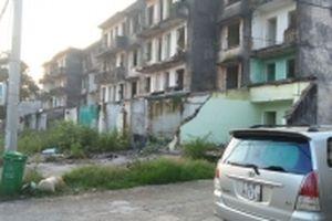 Thái Nguyên ổn định đời sống người dân khi phá dỡ chung cư cũ