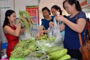 Phần lớn người tiêu dùng khó tiếp cận nông sản sạch