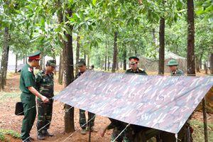 Lữ đoàn 139 thực hiện tốt nhiệm vụ hợp luyện thông tin cơ động