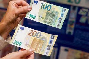 ECB phát hành tờ 100 và 200 euro mới