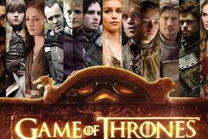'Trò chơi vương quyền' thắng lớn tại Emmy 2018