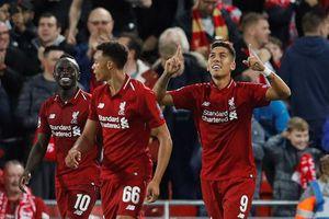 Champions League: Mãn nhãn tại Anfield