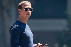 Cổ phiếu Facebook bị 'chê' vì chi tiêu đầu tư cao