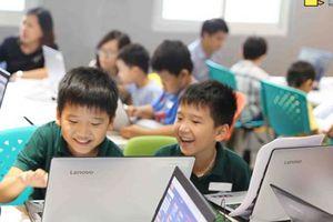 Sân chơi lập trình cho các tài năng công nghệ nhí