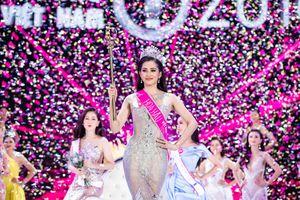 Hoa hậu Trần Tiểu Vy được báo nước ngoài khen ngợi
