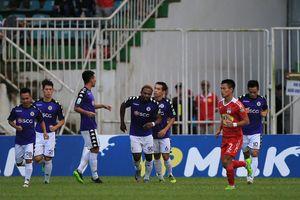 HAGL 3-5 Hà Nội: Hàng thủ đội bóng phố núi quá lỏng lẻo