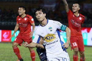 Công Phượng ghi bàn, HAGL vẫn thua Hà Nội