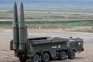 Tên lửa vô đối của Nga lần đầu tung hỏa lực ở nước láng giềng