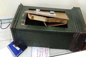 Bắt nhóm đối tượng nước ngoài đột nhập công ty trộm két sắt