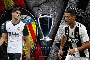 Kèo Valencia vs Juventus: 'Quái vật' săn bàn Ronaldo