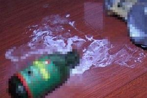 Đôi nam nữ uống thuốc cỏ tự tử trong nhà nghỉ Thanh Hóa