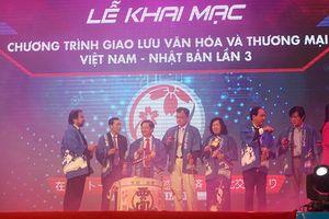 Giao lưu Văn hóa và Thương mại Việt Nam - Nhật Bản lần thứ 4 tại Cần Thơ