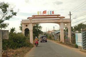 Nông thôn mới giúp xã Hà Mòn 'thay da đổi thịt', triệt để xóa bỏ tà đạo