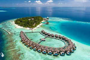Hấp dẫn chuỗi ngọc trai Maldives giữa Ấn Độ Dương