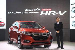 Giá cao nhất trong phân khúc, Honda Việt Nam tự tin tháng bán 200 xe HR-V