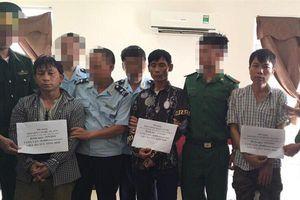 Hải quan Hà Tĩnh bắt 3 đối tượng vận chuyển 18.000 viên ma túy tổng hợp