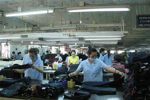 Xuất khẩu hàng dệt may vào Trung Quốc tăng trưởng mạnh