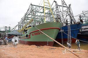 Nghệ An: 32 'tàu 67' phát sinh nợ quá hạn