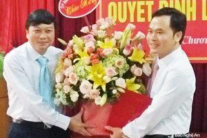 Bầu bổ sung Phó Chủ tịch UBND huyện Thanh Chương