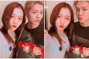 Mặc tin đồn không hay, Luhan vẫn tổ chức tiệc sinh nhật lần thứ 20 siêu ngọt ngào cho bạn gái