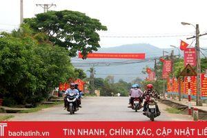 Hương Khê huy động 6,3 tỷ đồng xây dựng nông thôn mới