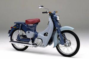 Chiếc Super Cub nhỏ nhắn của Honda tròn 60 tuổi