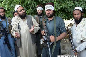 Nga: Phiến quân Taliban sẵn sàng tham gia cuộc hòa đàm tại Moskva