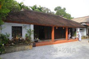 Bảo tồn nhà rường cổ ở Phước Tích