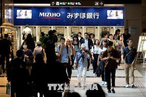 Nhật Bản thâm hụt thương mại tháng thứ hai liên tiếp