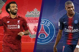 TRỰC TIẾP Liverpool 2-1 PSG: Bàn thắng của Salah bị từ chối (Hiệp hai)