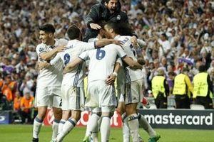 TRỰC TIẾP Real Madrid 0-0 Roma: Tam tấu Modric - Bale - Benzema xuất trận (H1)