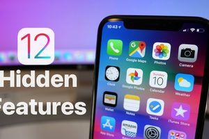 Những tính năng ẩn trên iOS 12 không thể bỏ qua