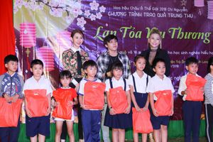 Hoa hậu Chi Nguyễn không tổ chức sinh nhật, dành tiền trao học bổng cho trẻ em nghèo