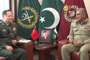 Quan hệ quân sự Trung Quốc – Pakistan là mối quan hệ 'xương sống'