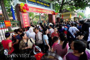 Phát hiện 'thu sai' tại trường tiểu học Sơn Đồng
