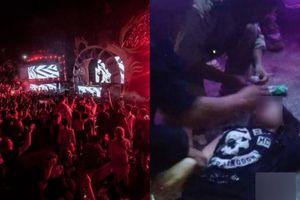 7 người chết trong lễ hội âm nhạc ở Hồ Tây: Tại sao sốc ma túy có thể gây ngừng tim, suy đa tạng cấp?