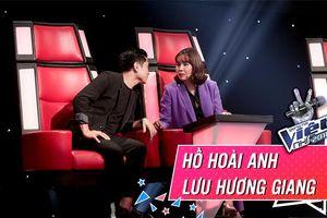 Hồ Hoài Anh: 'Team Giang - Hồ không phải là lò luyện thợ hát!'