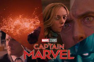 Mổ xẻ trailer 'Captain Marvel': Siêu anh hùng đấm bà già, rộ nghi vấn Batman xuất hiện