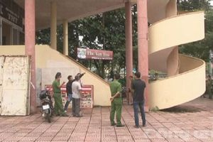 Công an truy tìm người bỏ chạy tình nghi liên quan đến cái chết của 1 thanh niên dưới chân cầu thang Trung tâm văn hóa tỉnh Đắk Lắk