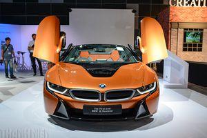 BMW i8 Roadster khuấy động Đông Nam Á, chưa hẹn ngày về Việt Nam