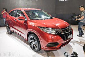 Giá cao nhất phân khúc SUV đô thị, cơ hội nào cho Honda HR-V?