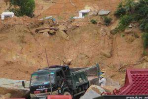 Bình Định: Công ty TNHH Nam Á phớt lờ yêu cầu của UBND tỉnh ngang nhiên khai thác đá trái phép tại núi Hòn Chà
