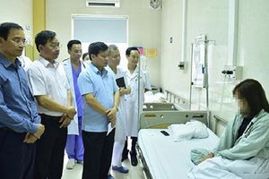 Phó chủ tịch Hà Nội lý giải việc đến thăm các nạn nhân sốc ma túy