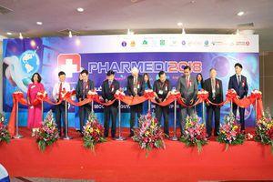 TP.HCM khai mạc Triển lãm Y tế quốc tế lần thứ 13